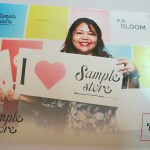 Sample Store's Kabloom Event