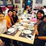 Reunion @ Bizu {Foodee}