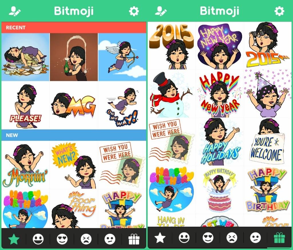Bitmoji: Your Own Personal Emoji - A Deecoded Life
