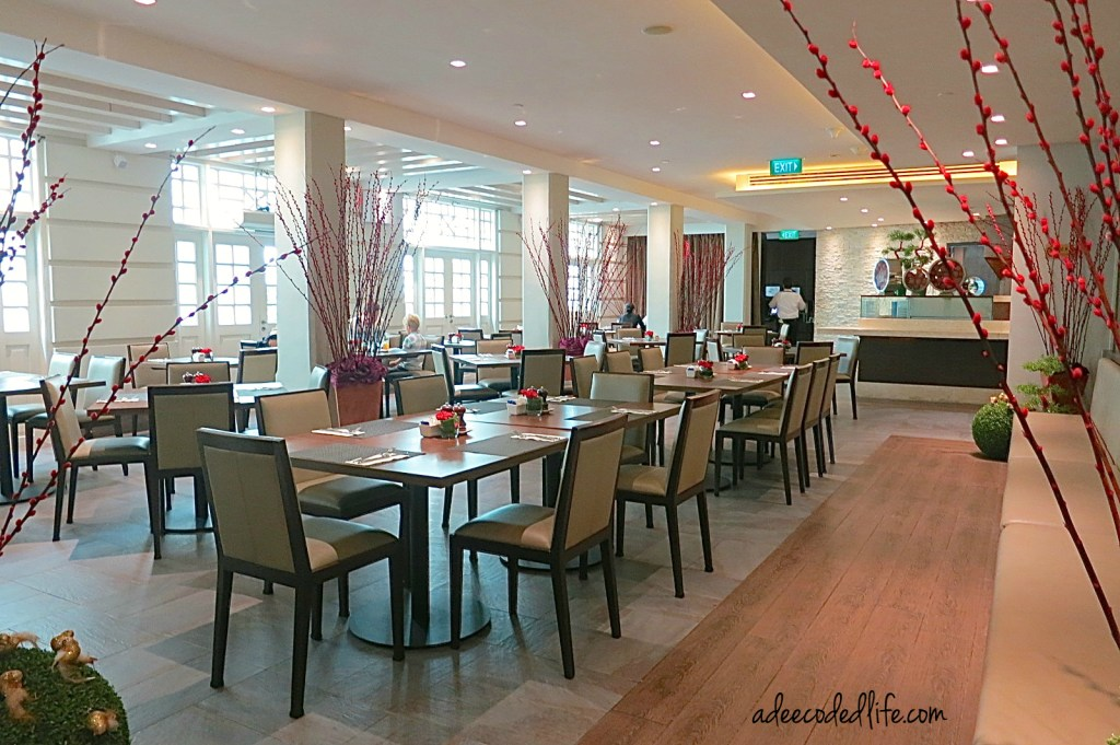 high tea the salon hotel fort canning 2