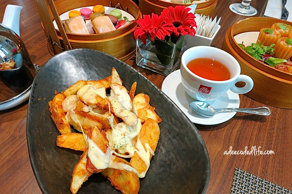 high tea the salon hotel fort canning 4