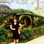 Changi Airport's Naturally New Zealand Exhibit