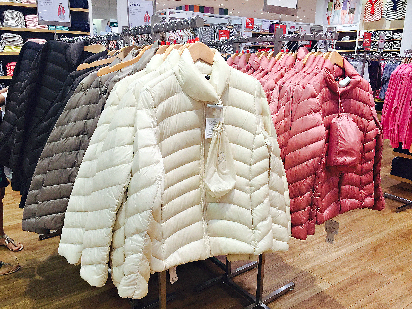 Charming Uniqlo Ultra Light Down Jacket Idea