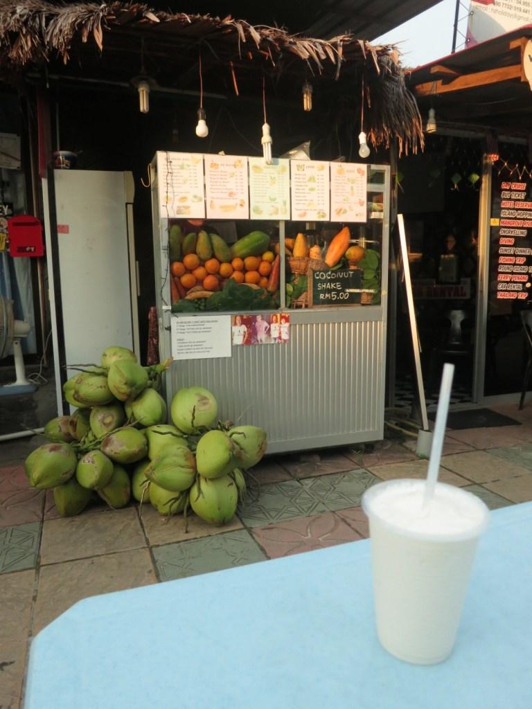 langkawi coconut