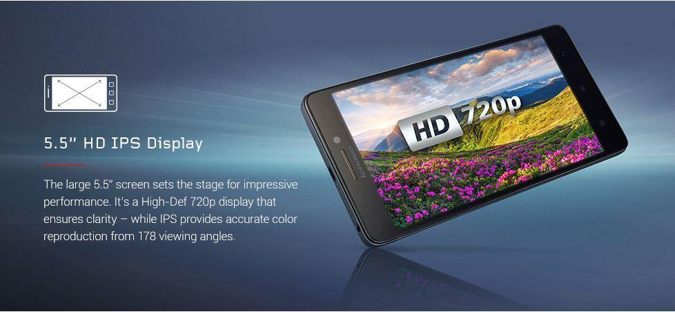 Lenovo A7000 LTE