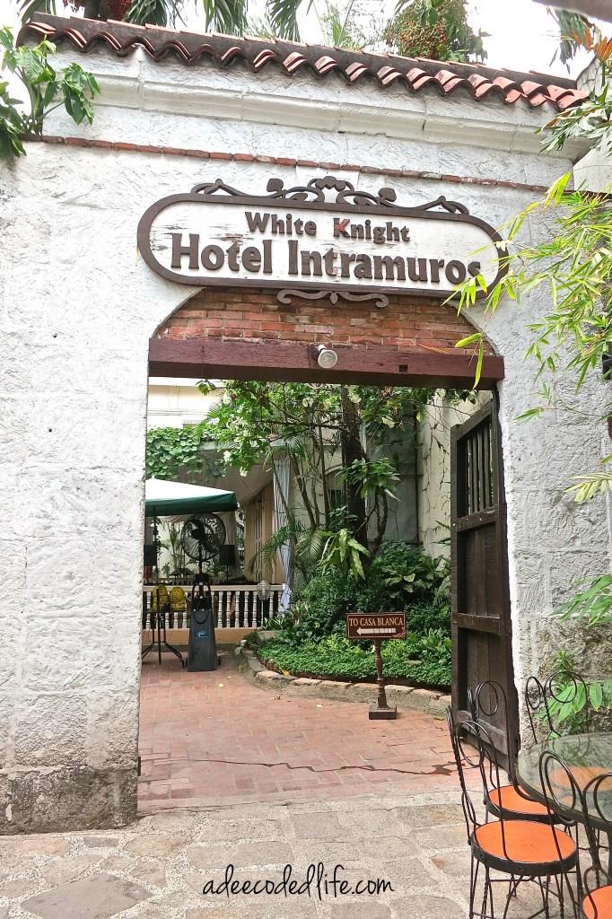 Intramuros 11