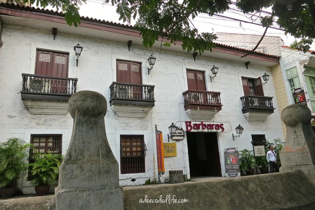 Intramuros 8