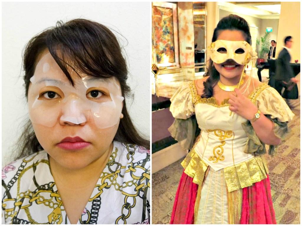 Faith in Face Masquerade