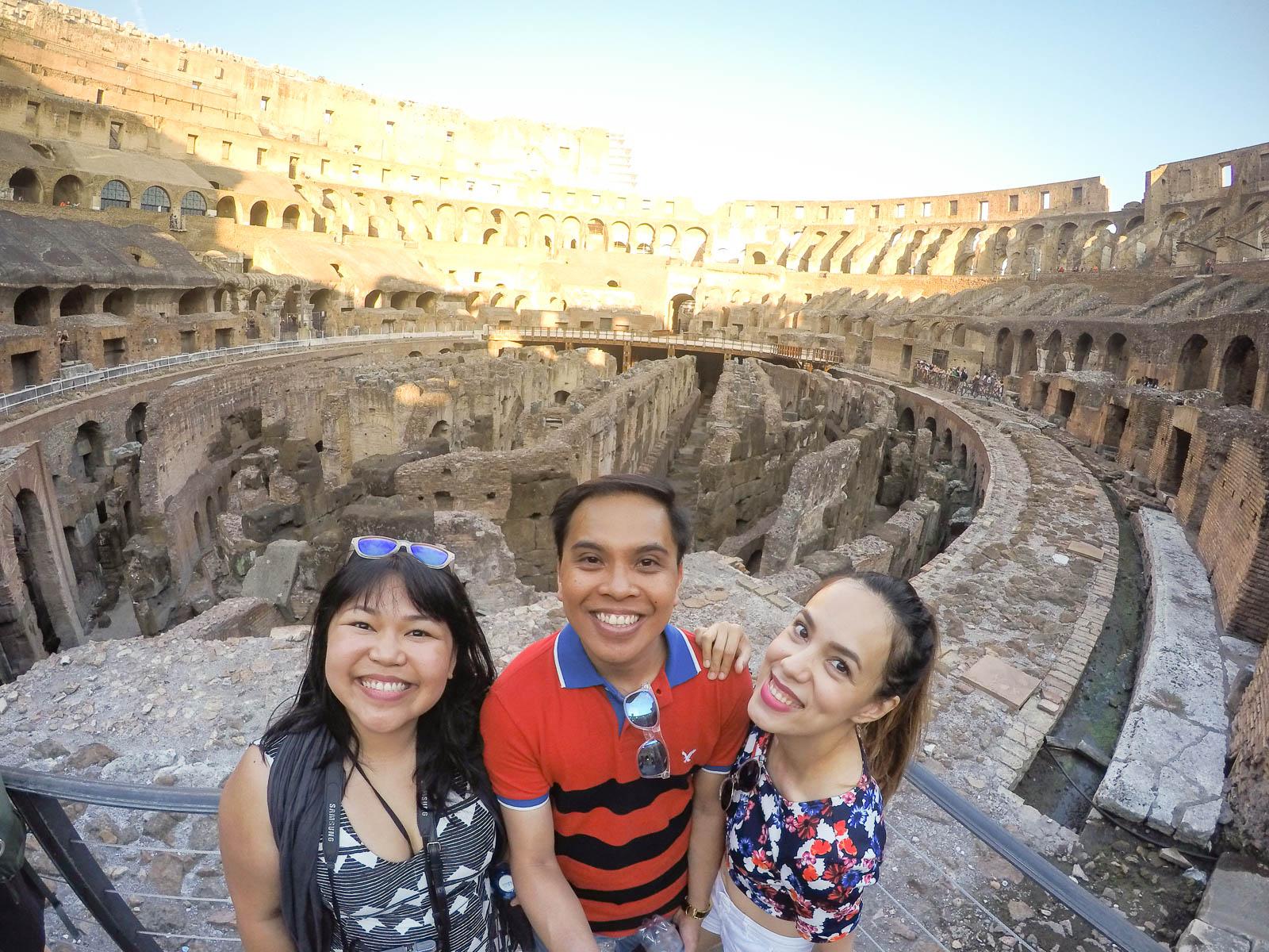 Rome Colosseum-4
