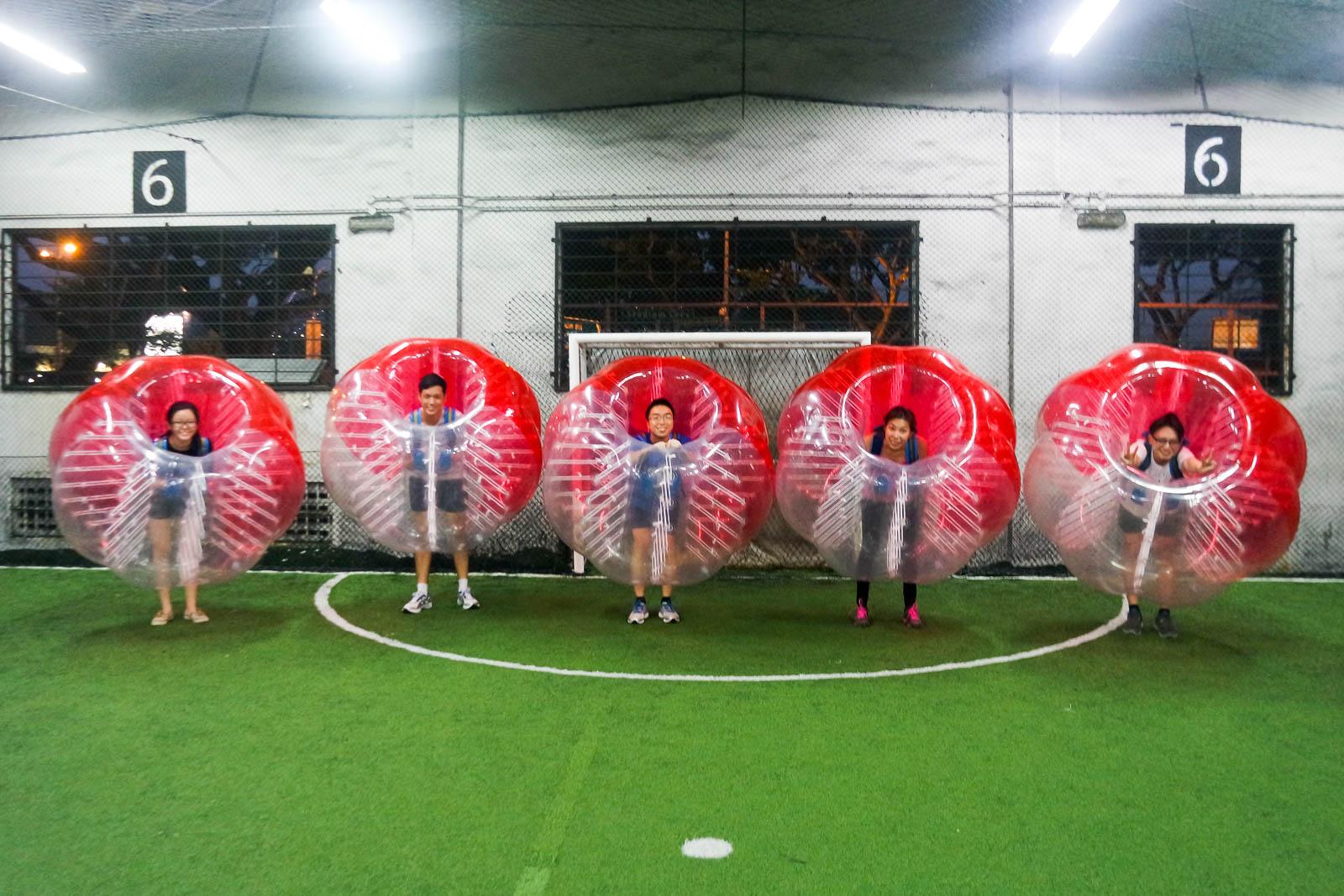 Bubble Soccer-2