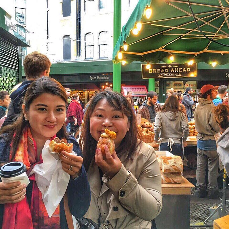 London Borough Market {Deetour}