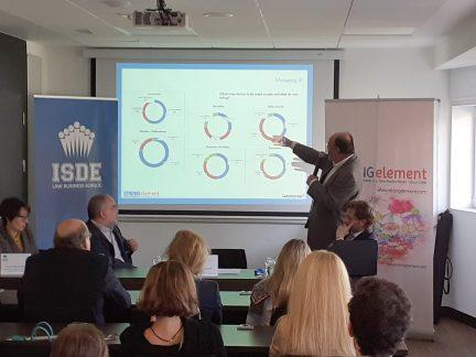 Hans A Böck presenta los datos del VIII Informe de Marketying Juridico 2019.jpg