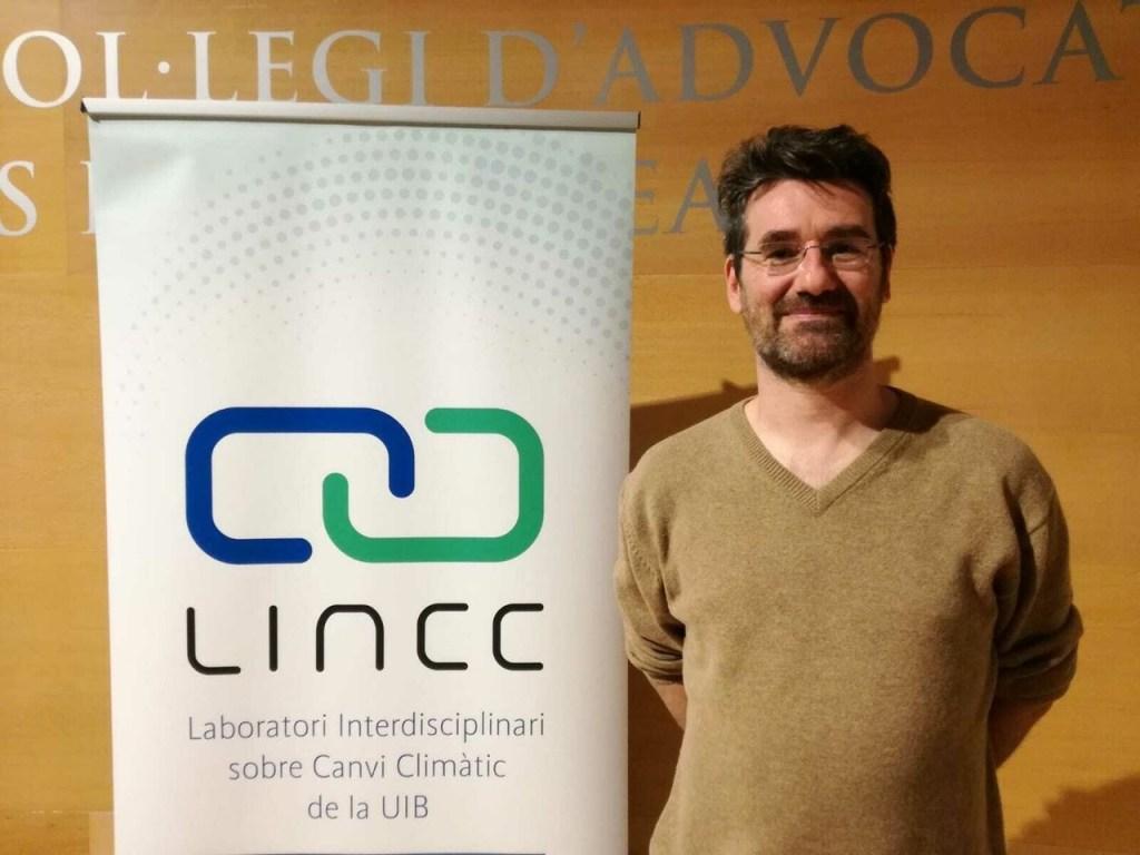 Imagen del autor del articulo El Laboratorio Interdisciplinario sobre Cambio Climático de la Universitat de les Illes Balears (LINCC UIB), un ejercicio exitoso de responsabilidad académica