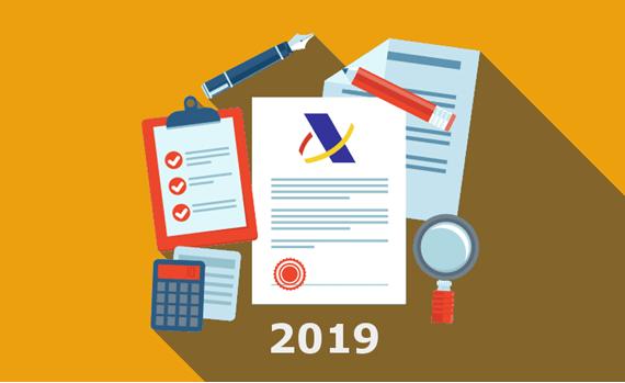 Renta 2019 deducciones