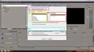 AdeHaze - Pengenalan Sony Vegas Movie Studio Platinum 12 - 01