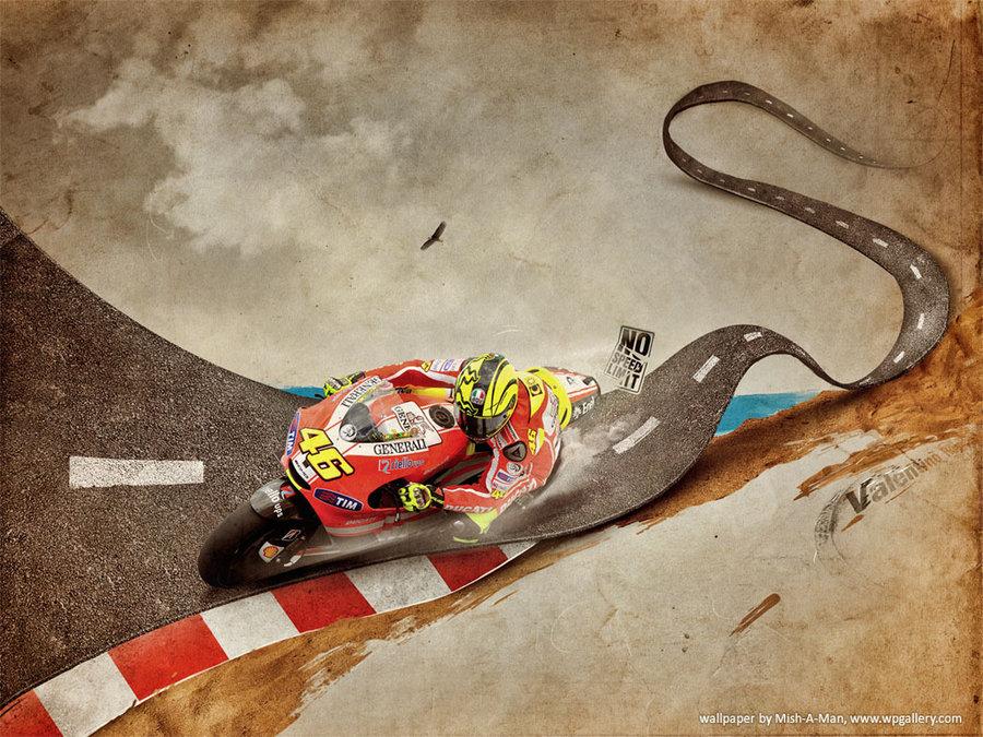 Harapan Rossi di Brno Sederhana Saja  MOTOGP FREAK