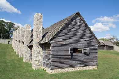 Fort at Fort Louden State Park, Vonore, TN