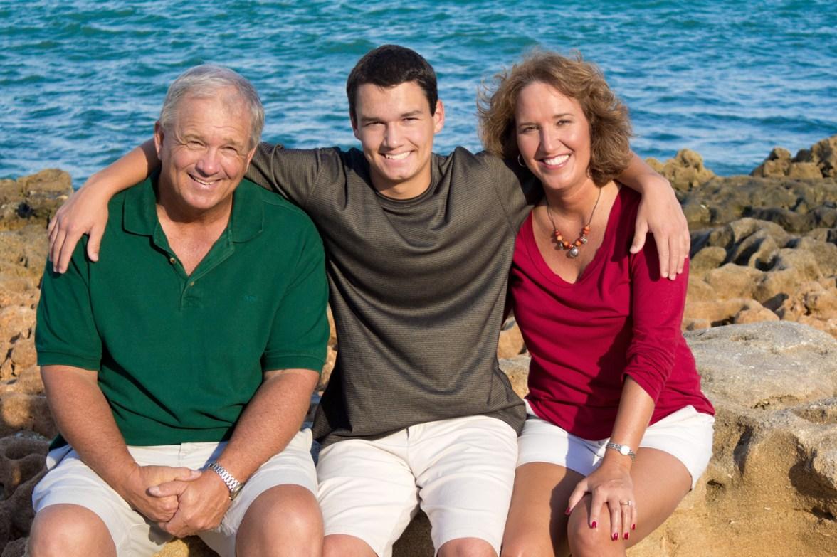 Butts Family Portrait
