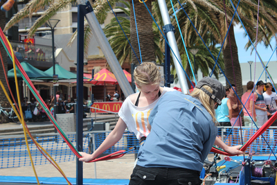 Pacific Fly Motion Bungy Trampoline
