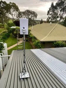 WiFi Mesh on a home in Nairne