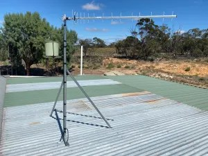 Telco Mobile Phone Booster Antenna and Mount