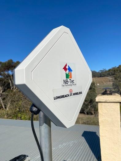 4G Wireless Internet in Angaston