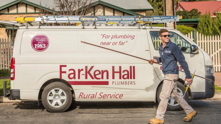 Far Ken Hall!