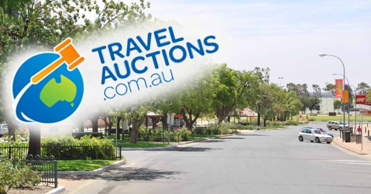 Barmera TV Travel Auctions