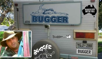 Bugger!