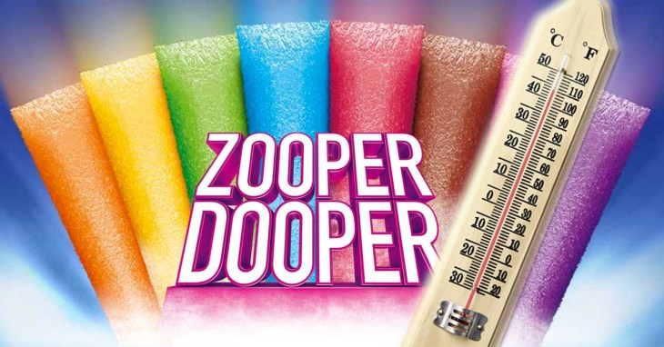Adelaide's Zooper Dooper consumption