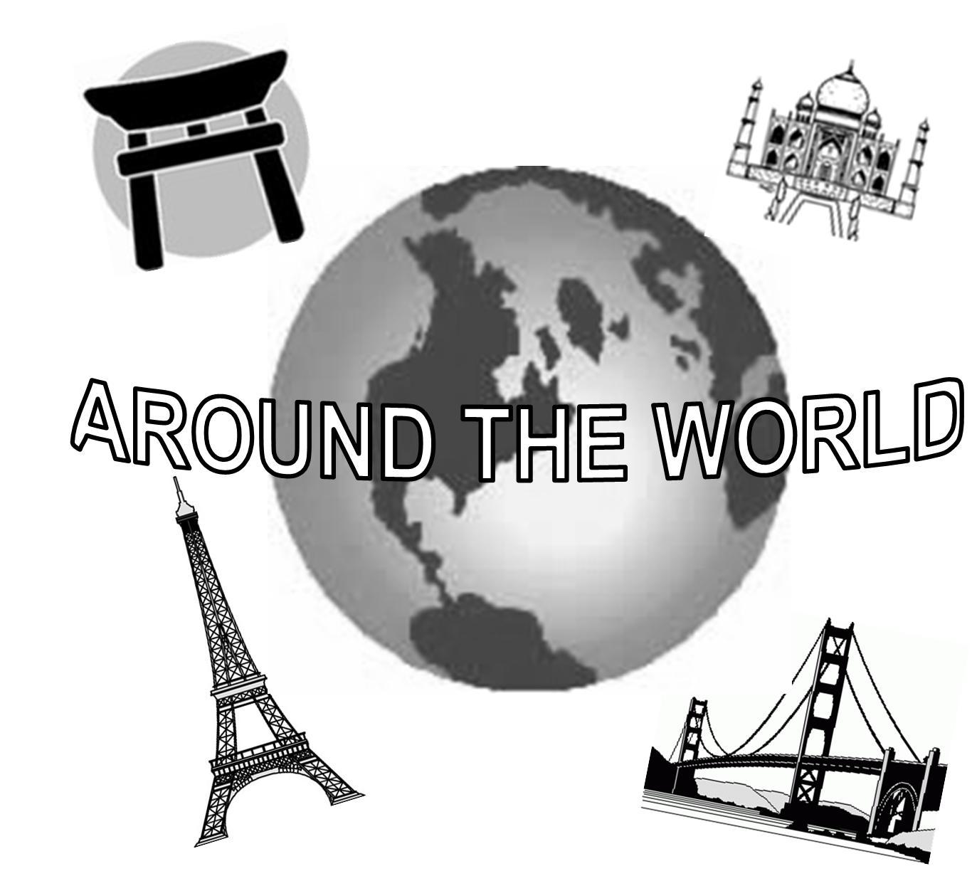 23rd Birthday Sept 27th Around The World