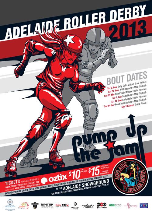 2013 Season Poster