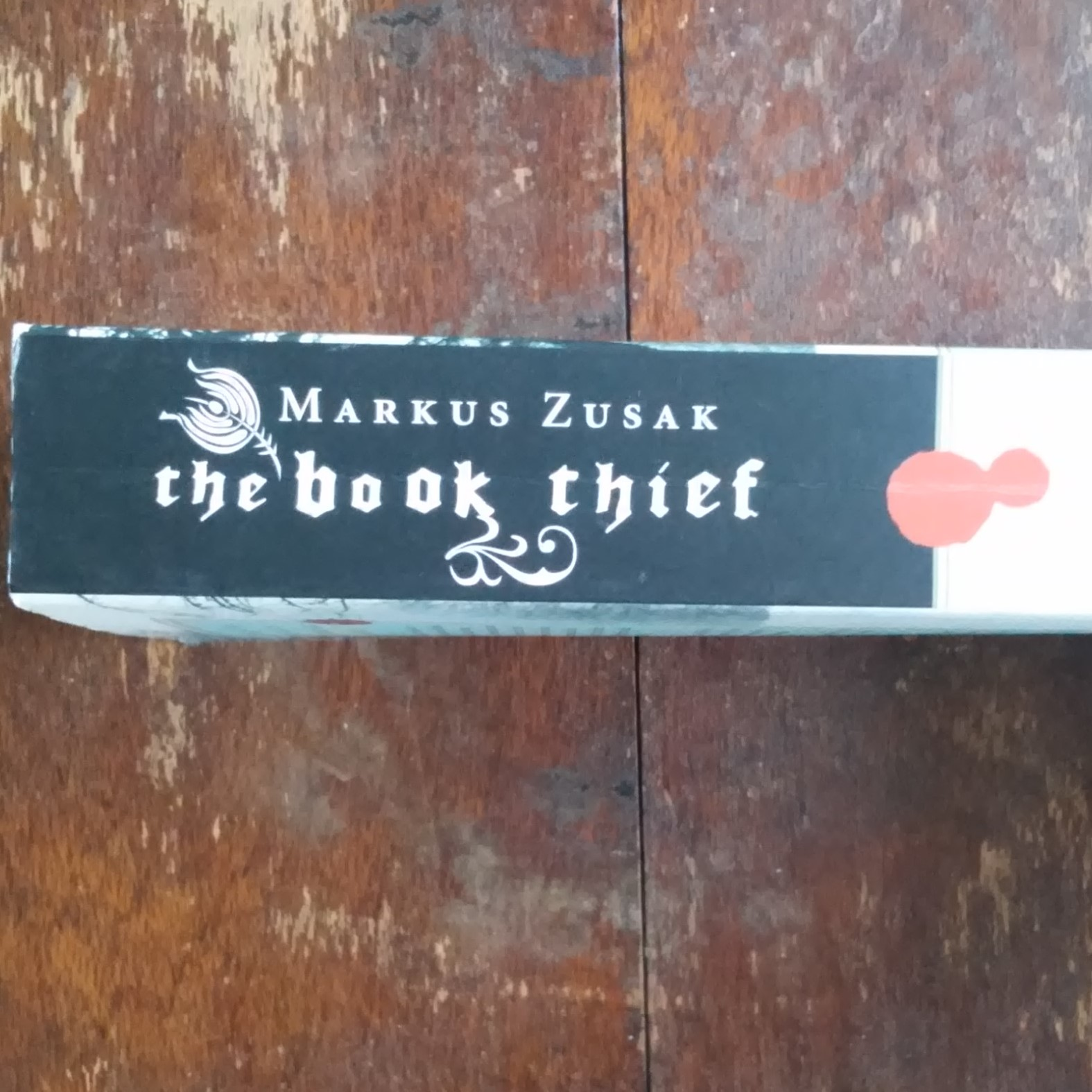 The Book Thief True First Edition Adelaide S Pop Up