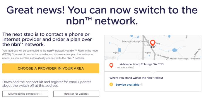 NBN Echunga