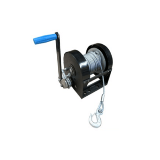 Trailer Winch - 750kg Brake Winch - Steel Cable