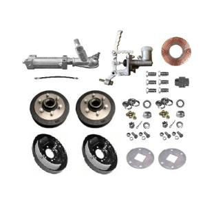 Add Hydraulic Brakes