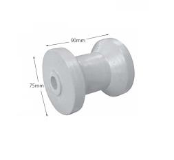 "3.5"" Cotton Reel - Non Marking (16mm Bore)"