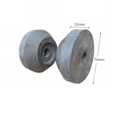 2 Piece Bow Protector (16mm Bore)