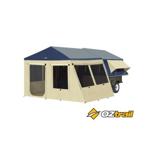 Outer Ridge Quest Canvas Sunroom & Pvc Floor Kit