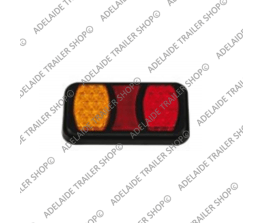 Led Trailer Light - 80 Series - Amber / Red