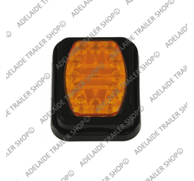 Led Trailer Light - 100 Series - Amber