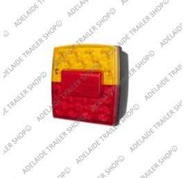 Led Trailer Light - 180 Series - Amber / Red