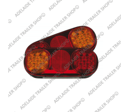 Led Trailer Light - 203 Series - Amber / Red (Submersible)