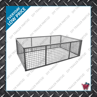 6x4 Trailer Cage 900mm High