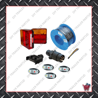 Car Trailer Led Light Kit