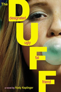 https://adelainepekreviews.wordpress.com/2015/12/31/the-duff-designated-ugly-fat-friend-by-kody-keplinger/