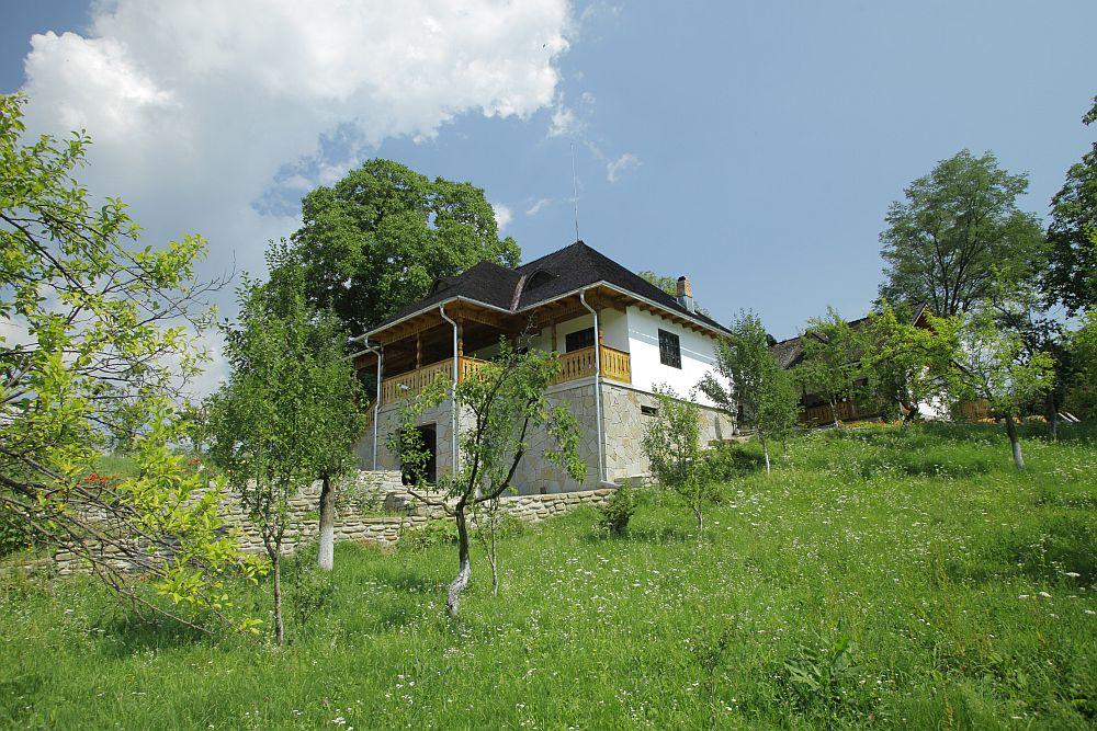 adelaparvu.com despre casa traditionala romaneasca, casa cu arhitectura rustica romaneasca, arh. Doina Petrescu, foto Andrei Baltaretu (8)