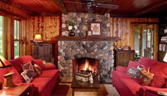 adelaparvu.com despre cabana lemn design interior BeDe Design (1)