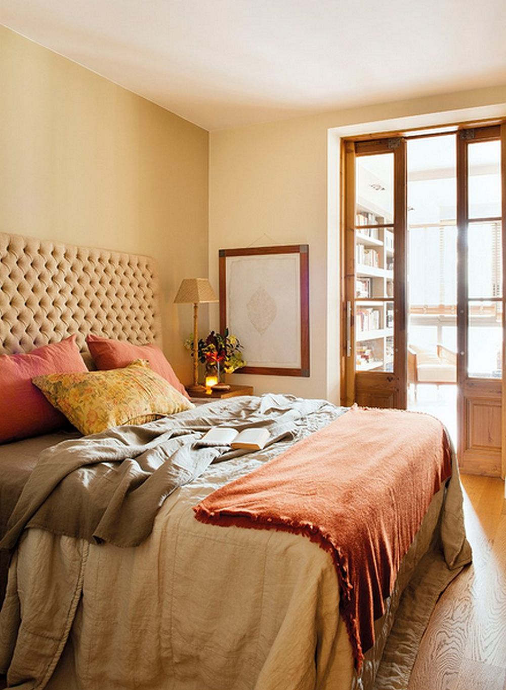 adelaparvu.com despre rustic si modern intr-o casa de la oras Foto ElMueble (12)