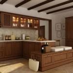 Bucataria Toscana din colectia Smart Luxury de la Delta Studio